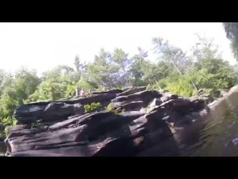 Wilton, NH cliff jumps