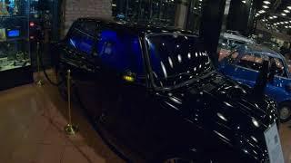 GİTT Opet Reklamındaki  araba otomobil cem yılmazın arabası Rahmi Koç Müzesi Museum car 2019