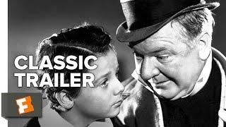 David Copperfield (1935) Official Trailer - Freddie Bartholomew, Frank Lawton Movie Hd