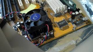 IDT WinChip 2: My 2nd PC build - will it still work? overclock?!