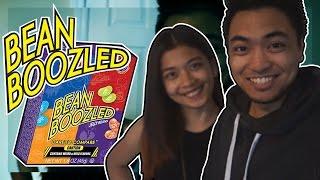 BEAN BOOZLED CHALLENGE! w/MY GIRLFRIEND [Bean Boozled Challenge/Game]   FlipArtz