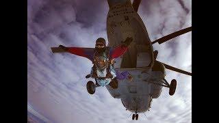 Мой первый прыжок с парашютом *_* МИ8 DZ Богородск ♥ by Nusya