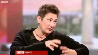 k.d. lang  - BBC Breakfast 2011