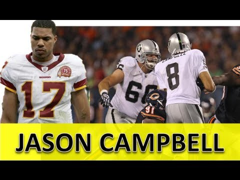 Chicago Bears Jason Campbell Gets The Start @ Quarterback Tonight NFL(MUST SEE!)