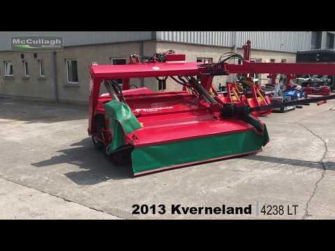 Kverneland Tarrup 4238LT