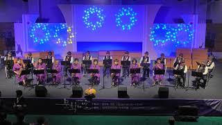 제23회 문화의 날04 - 남해문화원 색소폰반 - 자갈…