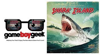 Shark Island Review with the Game Boy Geek
