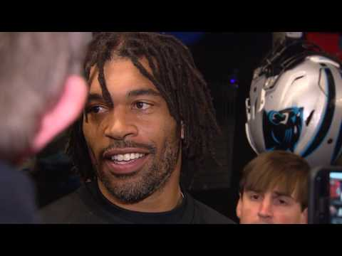 Julius Peppers:  All my focus is on this game