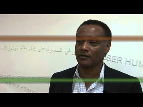Global Soil Partnership interviews - Samuel Gameda