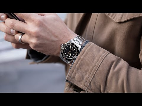 Review: A Modern Diver With Vintage Appeal | The Tudor Black Bay Fifty-Eight
