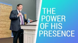 The Power Of His Presence - July 5, 2020 - NLAC