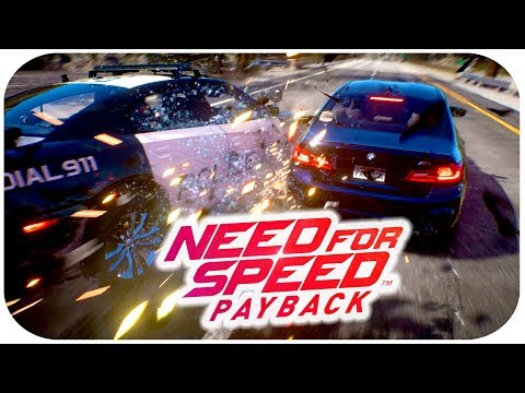 Need for Speed Payback COP CHASE: New Bait Crate Gameplay!