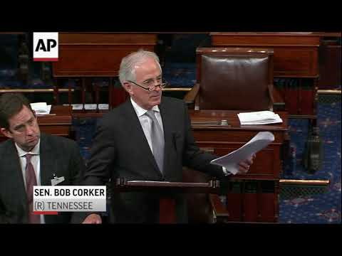 Senate OKs resolution blaming Saudi crown prince