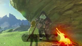 Sakaru - Playing The Legend of Zelda: Breath of the Wild - Master Mode (Part 1)