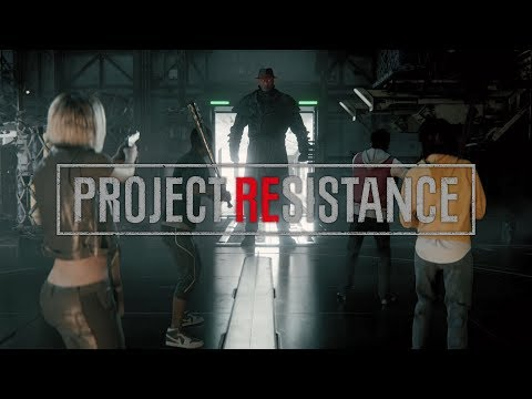 Project Resistance is a team-based Resident Evil spin-off | PC Gamer