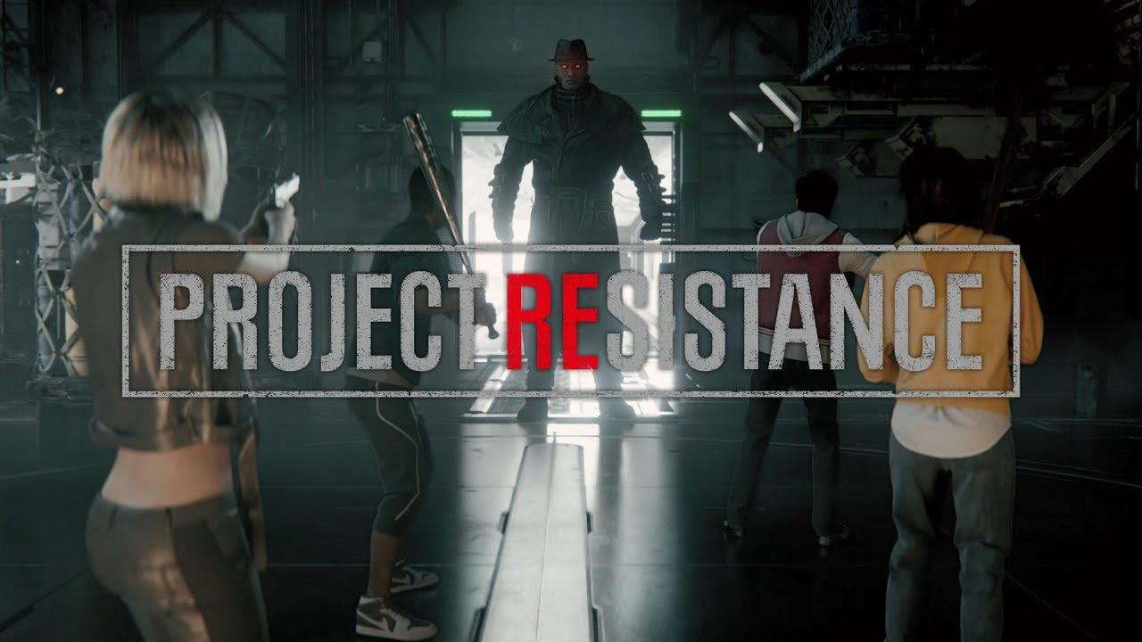 Resident Evil: Project Resistance Teaser | OnRPG