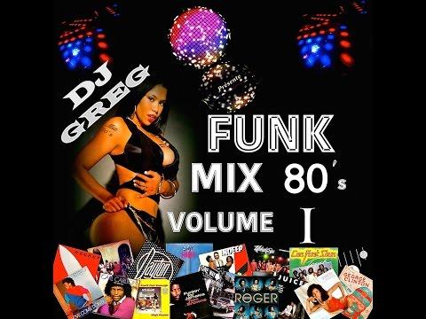 ✅  FUNK MIX  80's VOLUME 1