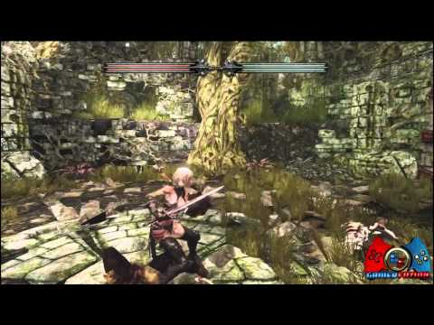 Hunted The Demon's Forge Walkthrough Part 1 (XBOX 360, PS3, PC)