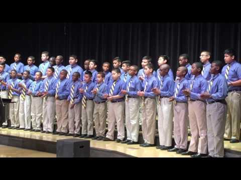 2016 Durham Nativity School Choir