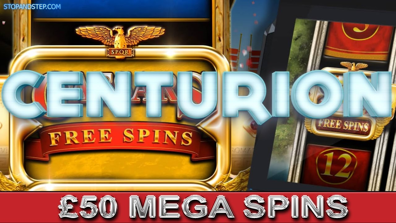 Centurion Slots