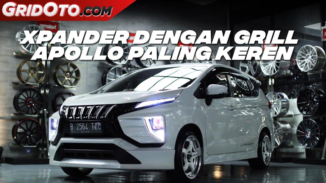 Mitsubishi Xpander Ubah Gaya, Dari Street Racing Kini Jadi Kandas | Modifikasi Mobil | GridOto Modif
