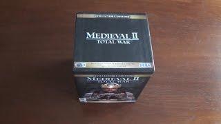 Unboxing#38 - Medieval II: Total War - Edycja Kolekcjonerska