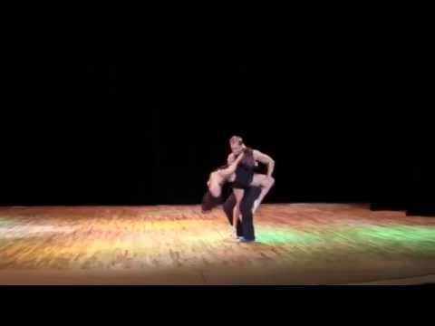 Incredible Dance Duo Flame From Ukraine Got Talent
