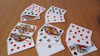 ♣КРЕСТОВАЯ ДАМА, гадание онлайн на  игральных  картах,  ближайшее будущее, цыганский