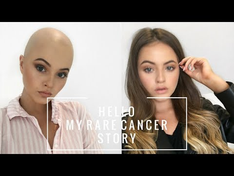 MY RARE CANCER STORY AT 18 | Vlog 1 of my trip to America for Cancer Treatment