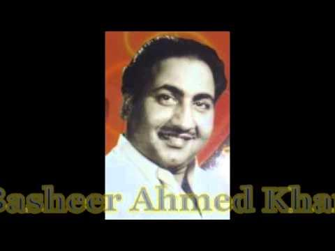 Khunnus ( Unreleased Film ) : Ishq Main Kya Kya Mere Junoon Ki - Mohammad Rafi : First Time On YT