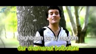 Afghan karaoke, salam aziz delam, wali sazesh & saraj popal