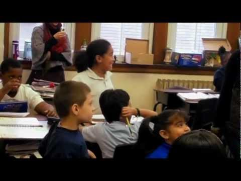 Random Acts of Culture - Maybury Elementary in Southwest Detroit