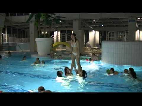 iskrice daruvar trening u vodenom parku