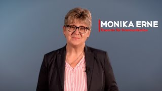 Monika Erne - Kommunikationsexpertin