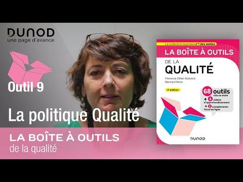 Outil 9 : La Politique Qualité
