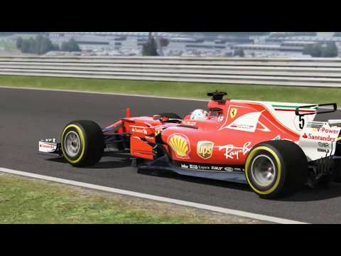 Assetto Corsa - Ferrari SF70H Hotlaps at the Red Bull Ring