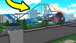 PRISON LIFE NOW HAS A WATER PARK! | Roblox