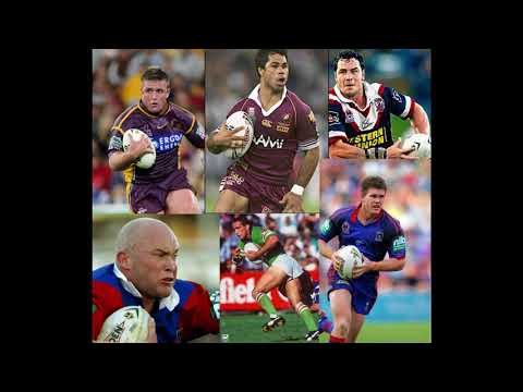 The Rugby League Digest Hall of Fame - Class of 2006