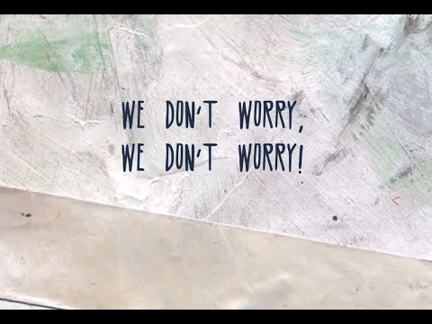 ABBY - We Don't Worry (Lyric Video)