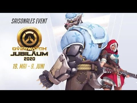 Overwatch Jubiläum Event