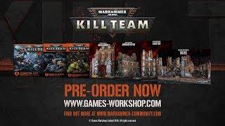 Warhammer 40,000: Kill Team - Pre-order Now!