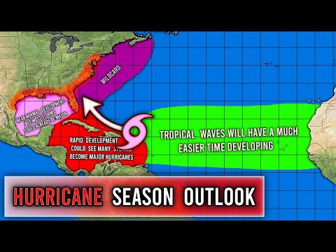 Hurricane Season Outlook... Numbers Forecast, Hyperactive?