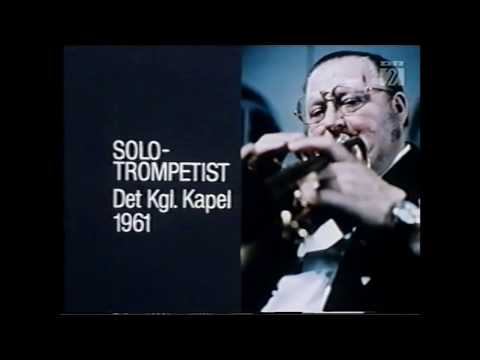 Portræt af trompetisten