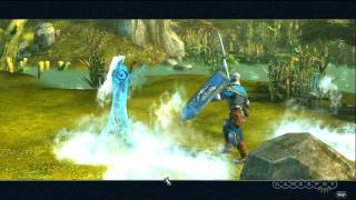 Might & Magic: Heroes VI - Water Elementals Gameplay Movie (PC)