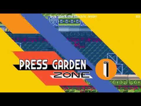 The Raƶe Sonic Mania - Studiopolis Act 2 video Sonic Mania