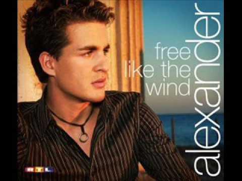 free like the wind alexander klaws