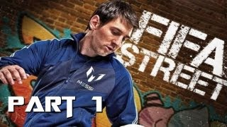 Fifa Street World Tour Lets Play | Part 1