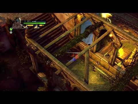 Sacred 3 gameplay / Running on xbox one x