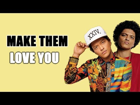 5 Ways Bruno Mars Turns People Into Fans