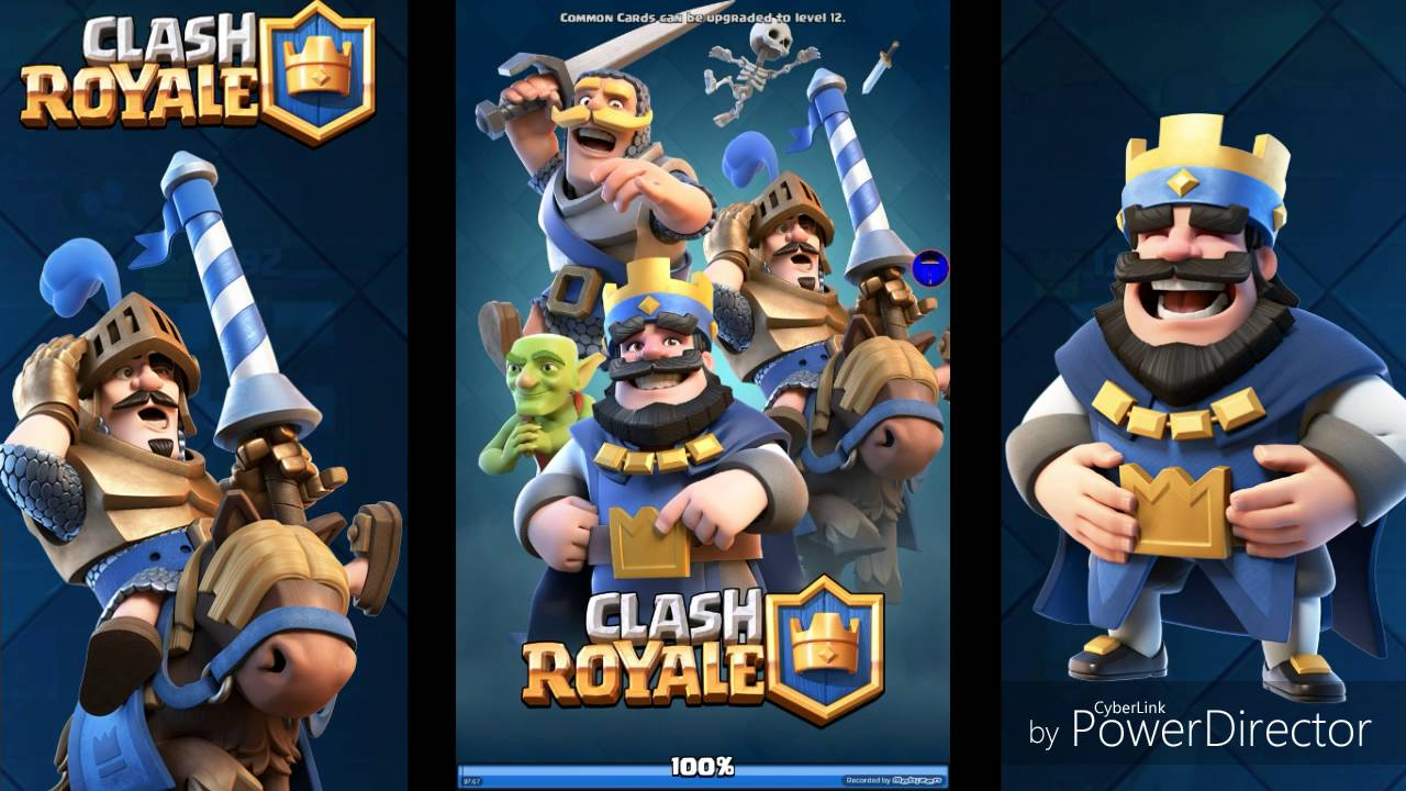 eismagier vs magier ii clash royale ii let 39 s play clash royale german deutsch hd youtube. Black Bedroom Furniture Sets. Home Design Ideas